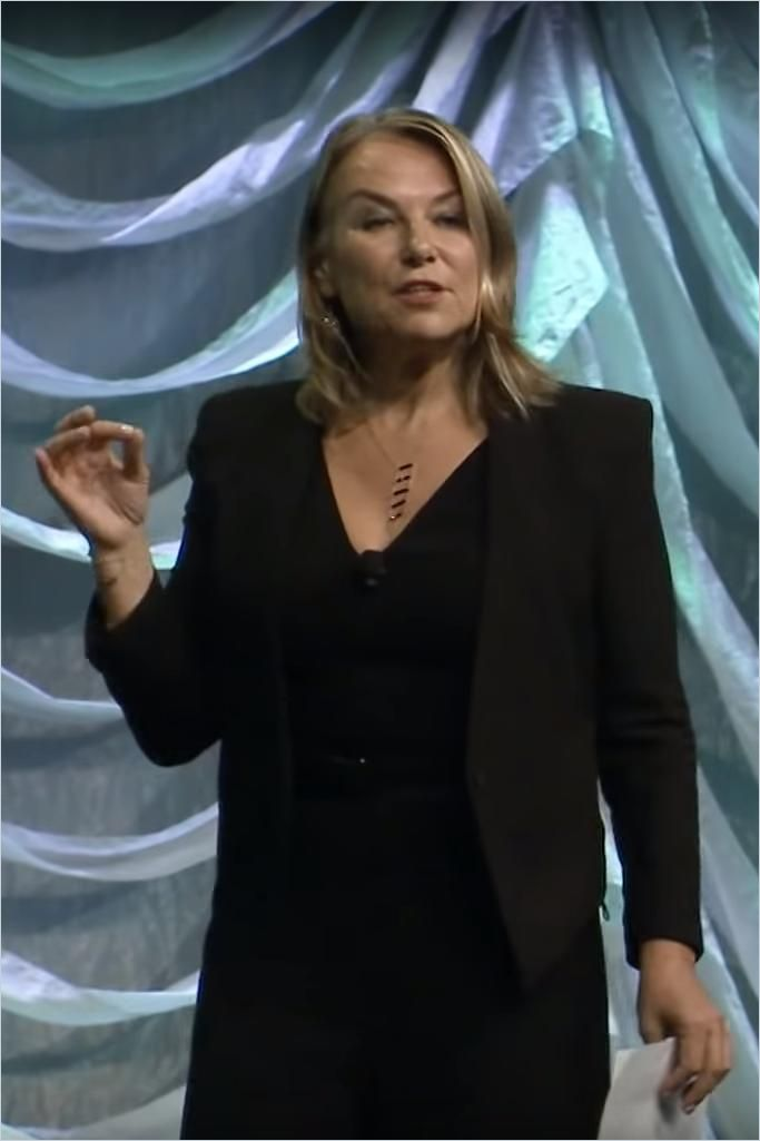 Image of: Esther Perel on Relationship Skills and Workplace Dynamics at SXSW 2019