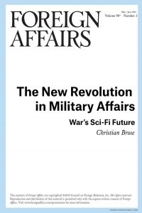 The New Revolution in Military Affairs summary