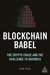 Blockchain Babel book summary