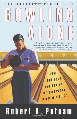 Image of: Bowling Alone