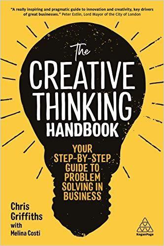 Image of: The Creative Thinking Handbook