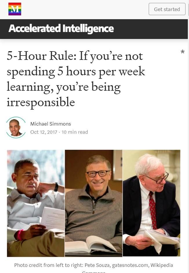Image of: 5-Hour Rule