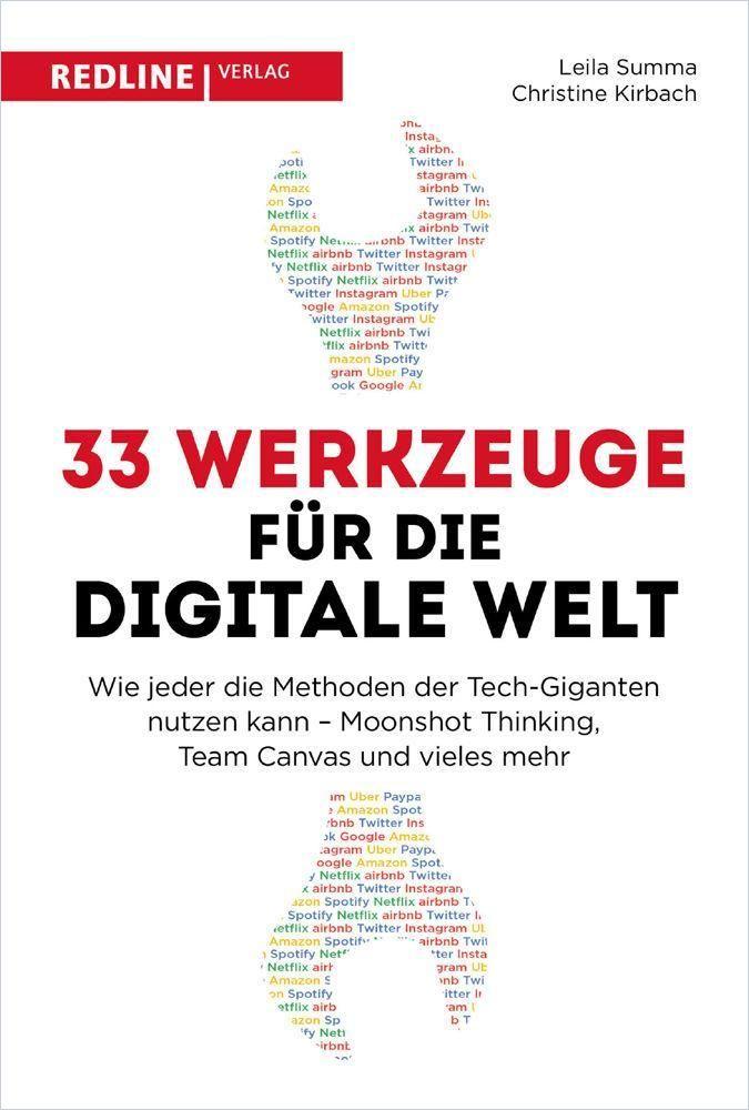 Image of: 33 Werkzeuge für die digitale Welt