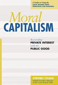 Moral Capitalism book summary