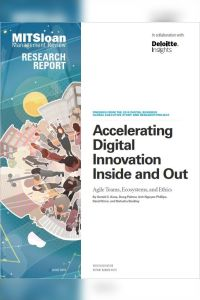 Accelerating Digital Innovation Inside and Out summary