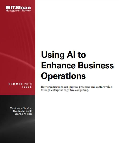 Image of: Using AI to Enhance Business Operations