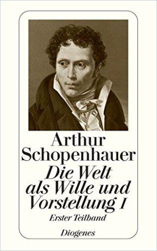 Image of: Die Welt als Wille und Vorstellung