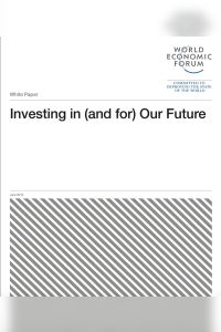 Investing in (and for) Our Future summary