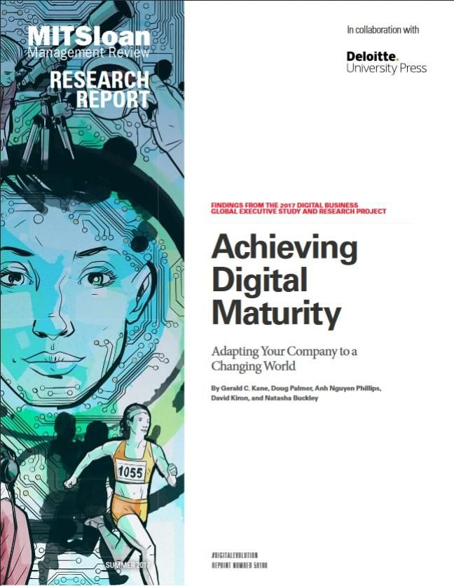 Image of: Achieving Digital Maturity