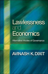 Lawlessness and Economics book summary