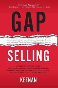 Gap Selling book summary