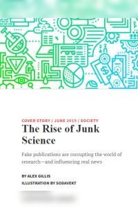 The Rise of Junk Science summary