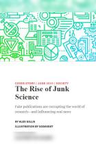 The Rise of Junk Science