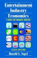 Entertainment Industry Economics book summary