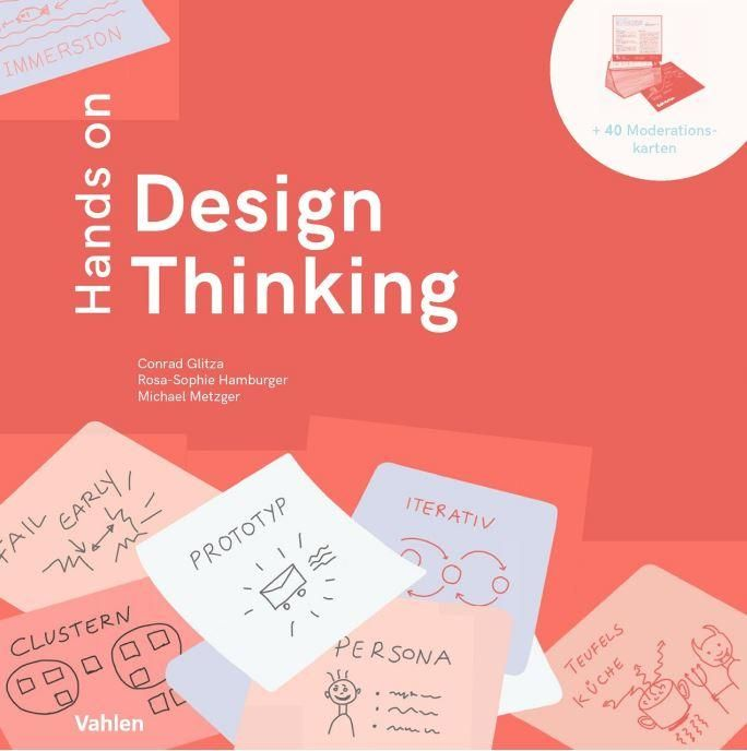 Image of: Hands on Design Thinking