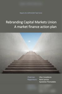 Rebranding Capital Markets Union summary