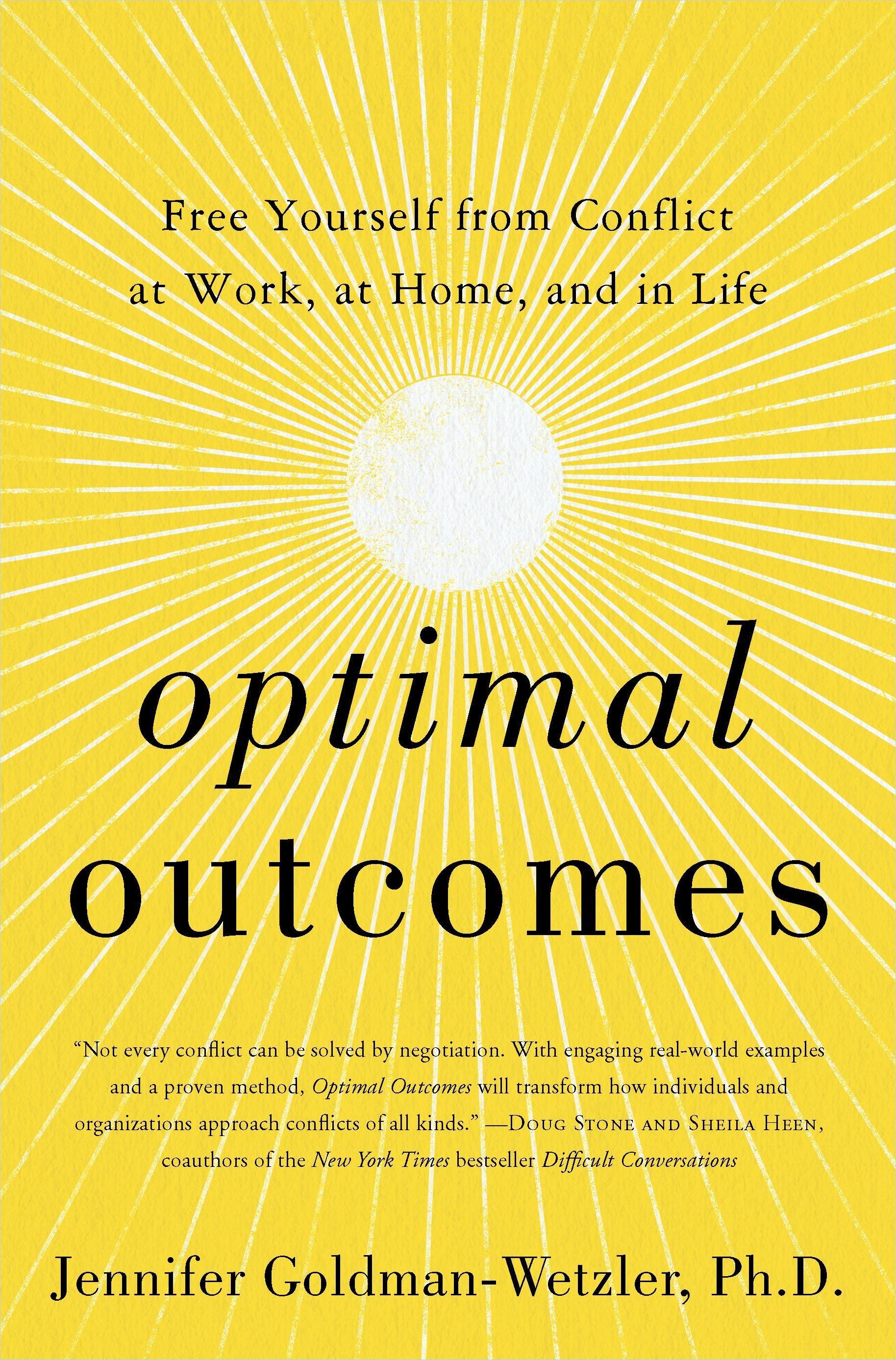 Image of: Optimal Outcomes