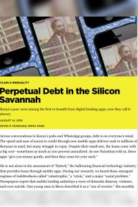 Perpetual Debt in the Silicon Savannah summary