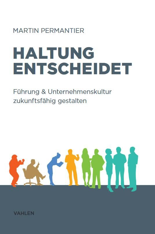 Image of: Haltung entscheidet