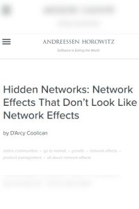 Hidden Networks summary