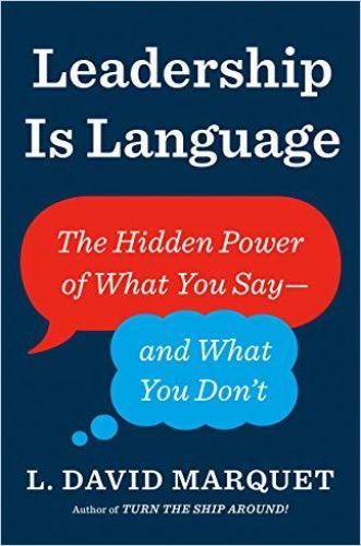 Image of: Leadership Is Language
