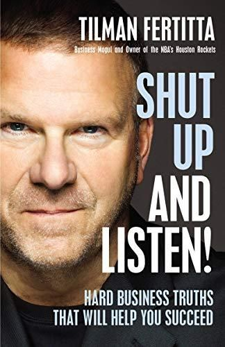 Image of: Shut Up and Listen!