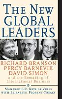 The New Global Leaders book summary