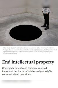 End Intellectual Property summary