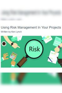 Using Risk Management in Your Projects summary
