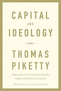Capital and Ideology book summary