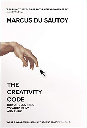Image of: The Creativity Code