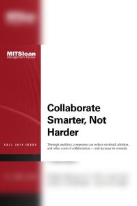 Collaborate Smarter, Not Harder summary