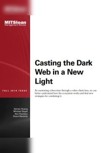 Casting the Dark Web in a New Light summary