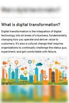 Getting Started with Digital Transformation