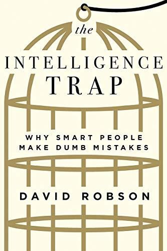 Image of: The Intelligence Trap