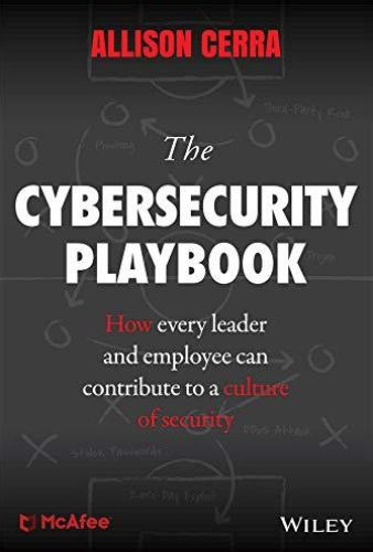 Image of: The Cybersecurity Playbook