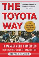 The Toyota Way book summary