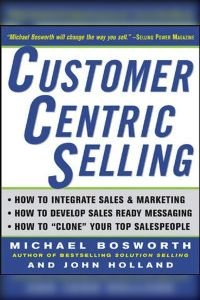 Customer Centric Selling book summary