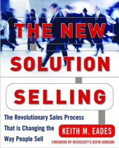 The New Solution Selling book summary