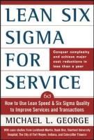 Lean Six Sigma for Services book summary