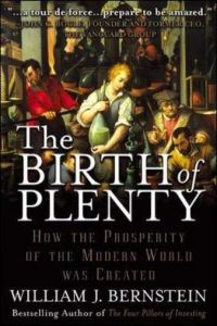 The Birth of Plenty book summary
