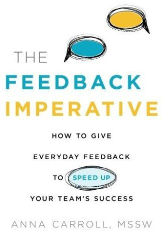 Image of: The Feedback Imperative