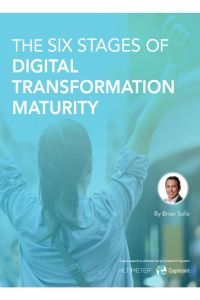 The Six Stages of Digital Transformation Maturity summary