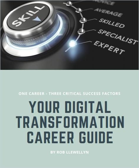 Image of: Your Digital Transformation Career Guide