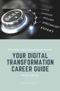 Your Digital Transformation Career Guide summary