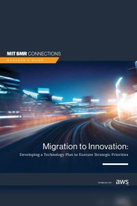 Migration to Innovation summary