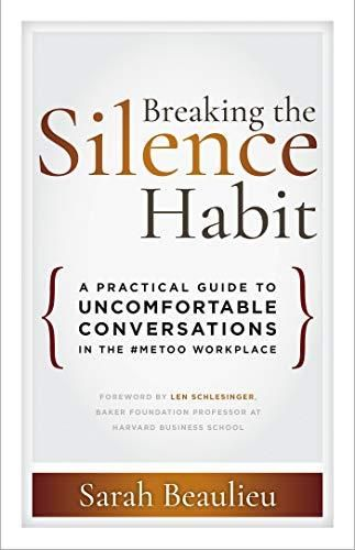 Image of: Breaking the Silence Habit