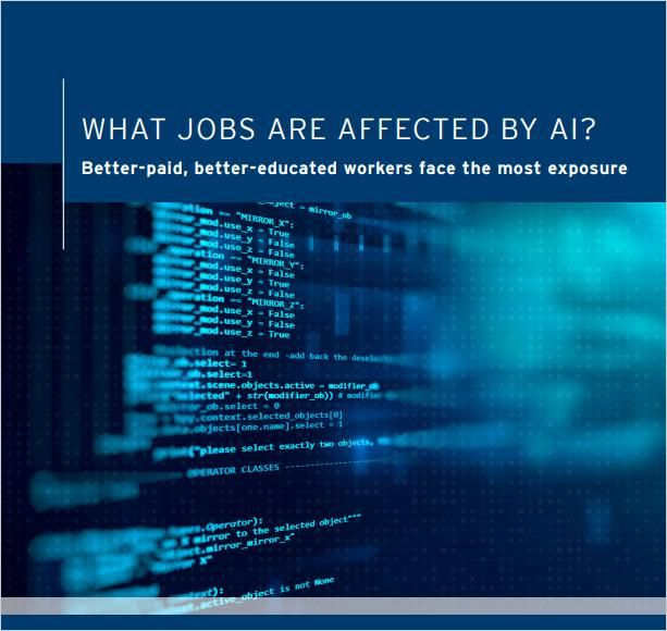 Image of: What Jobs Are Affected by AI?