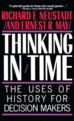 Image of: Thinking in Time