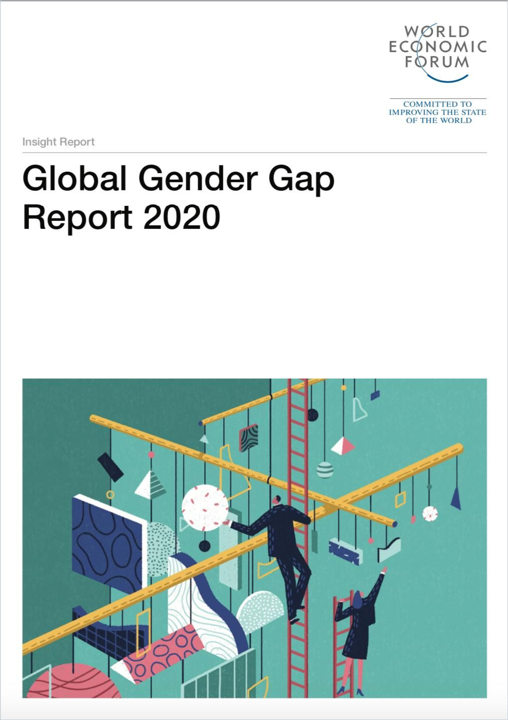 Image of: Global Gender Gap Report 2020